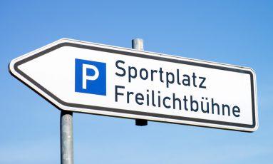 Parkraummanagement für Sportplätze, Fitnesscenter, Fussballstadien uvm.