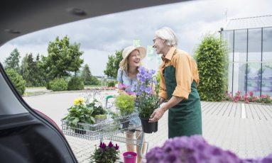 Parkraummanagement Einzelhandel - große und kleine Geschäfte