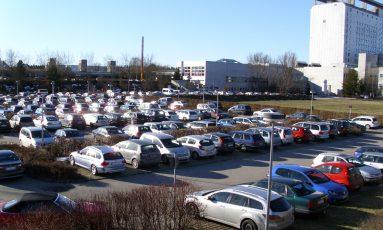 Professionelles Management für Besucherparkplätze, Mitarbeiterparkplätze etc.